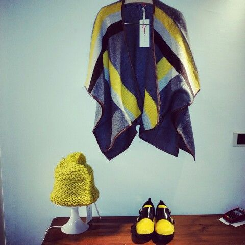 Fashion yellow