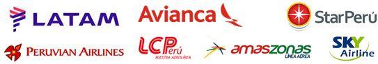 go2peru.com  Peru flight route information