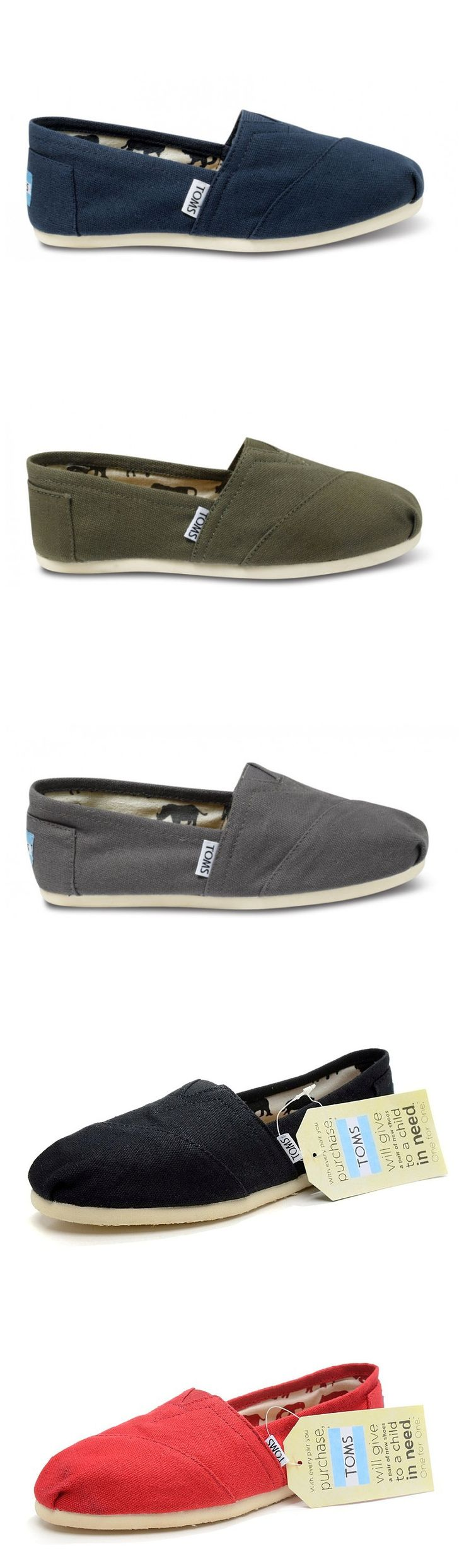 Dream closet| Toms Outlet! $17 OMG!! Holy cow, I'm gonna love this site #Toms shoes #shoes #fashion