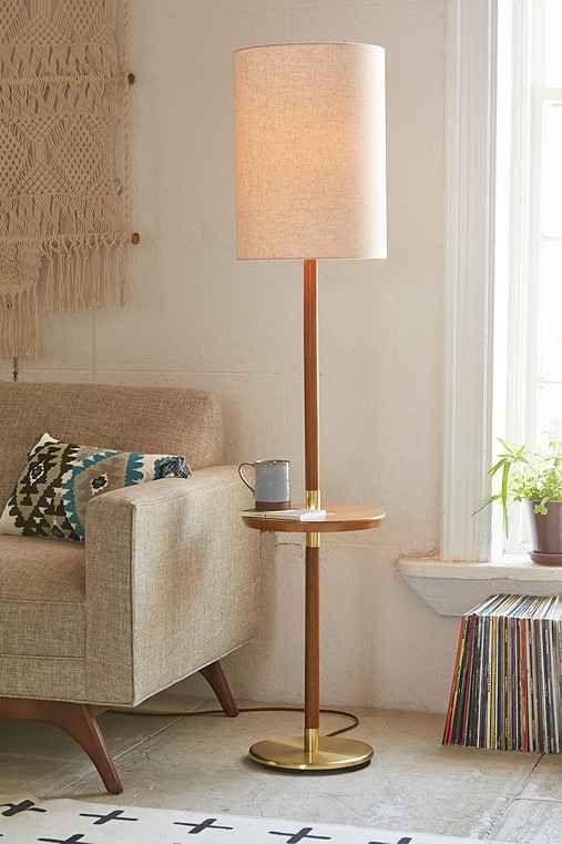 assembly home edda floor lamp urban outfitters - Standing Lamp Living Room