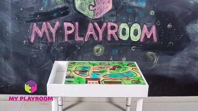 ✨Световая песочница @myplayroom_shop 6в1 - абсолютный хит среди деток!✨ 👁👁 Смотрите до конца - там видно, как растут ножки! ‼6 функций в 1 столе‼ 1⃣ ИГРАТЬ в сыпучие игры в глубокой домашней песочнице! 2⃣ РИСОВАТЬ песком! 3⃣ ИГРАТЬ в сюжетные игры на игровом поле 4⃣ РИСОВАТЬ на грифельной доске 5⃣ ТВОРИТЬ 🖌🎨 и ЗАНИМАТЬСЯ как за обычным столиком! 6⃣ КОНСТРУИРОВАТЬ ЛЕГО на новой космической LEGO-крышке! ➕➕➕ ПРЕИМУЩЕСТВА световой песочницы @myplayroom_shop: ✅ 256 вариантов свечения (20…