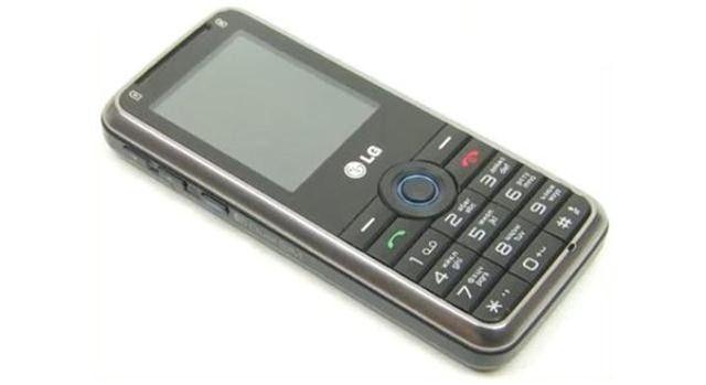 Test du téléphone dual puce LG GX200.