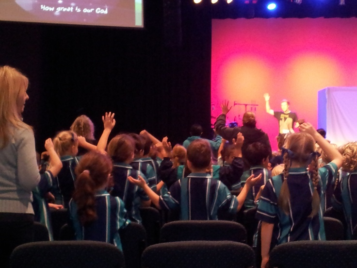 thanks Mr Nieuwoudt for leading another great Chapel!