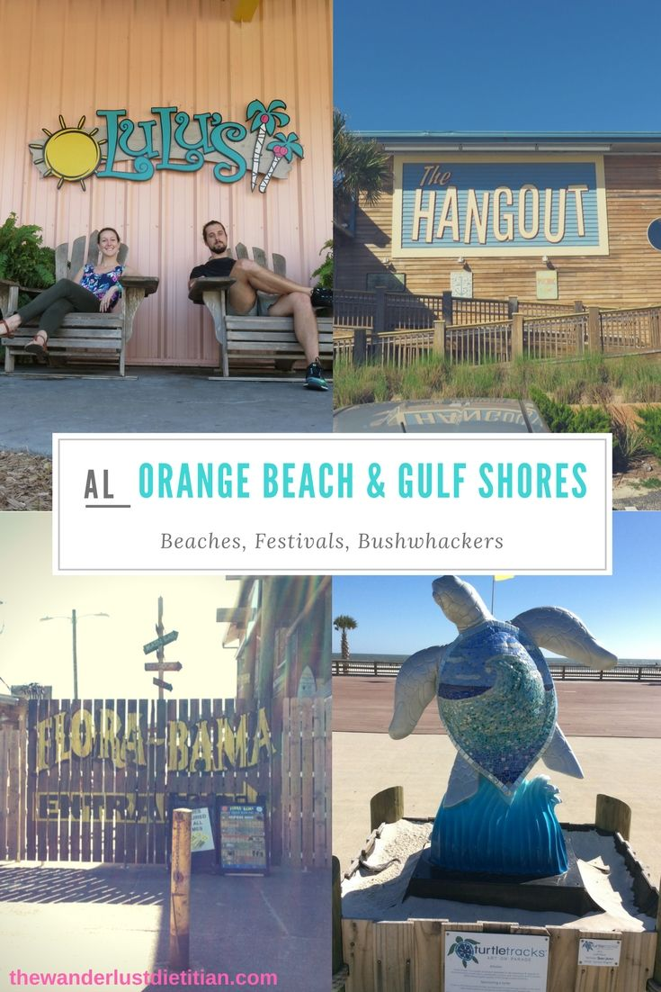 What to do in orange beach and gulf shores, AL
