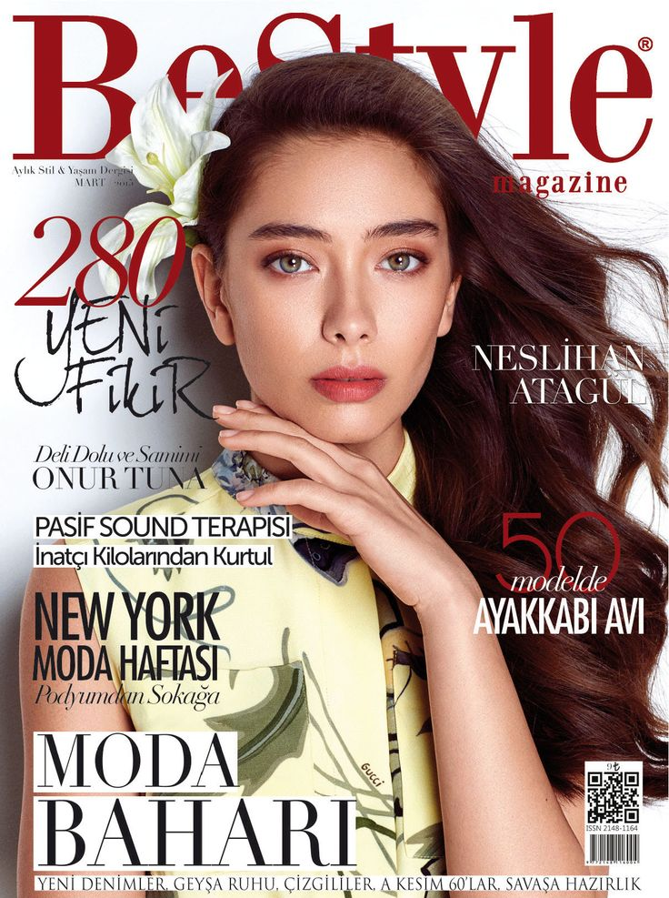 BeStyle Magazine Mart 2015