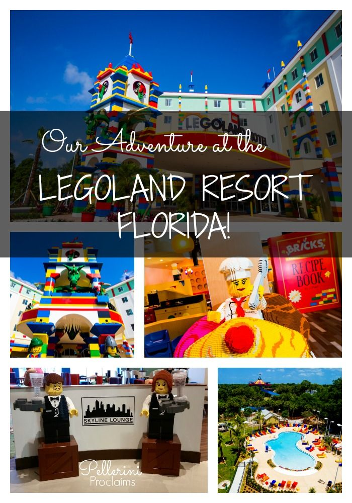 LEGOLAND Florida Resort Grand Opening! - We had a blast with the kids at LEGOLAND Florida Resort!  From the millions of legos, the amusement park and water park attractions, the hotel rooms...it was AMAZING! Definitely a worthwhile travel destination!