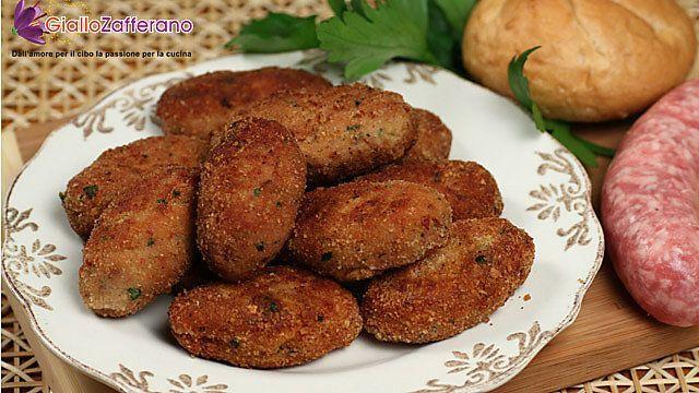 Mondeghili (Polpette milanesi)