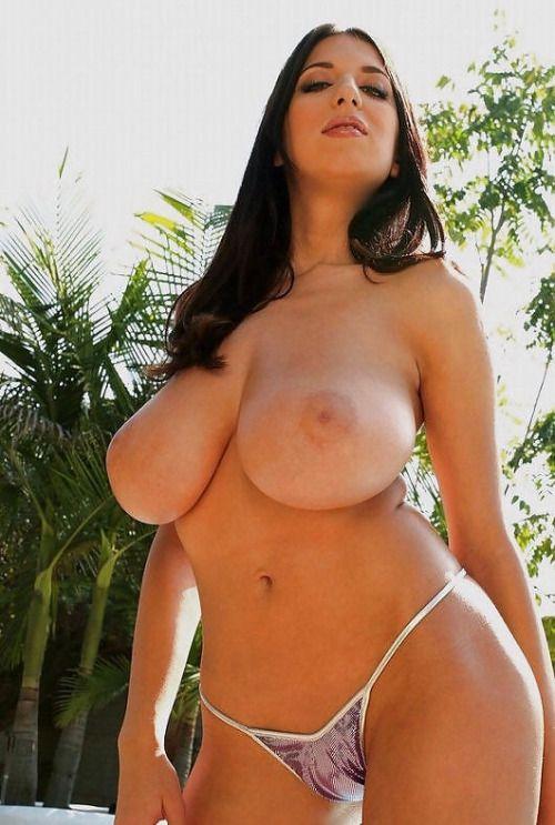 Husband lick own cum off tits