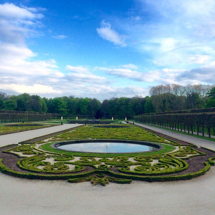 Schlosspark Brühl, Germany Enjoy a little Walk in the huge Castle Park