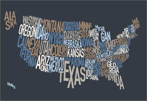 See how much you know about the states with this crossword puzzle! http://www.crosswordpuzzles.net/states-crossword