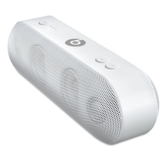 Beats Pill+ Speaker - White - Apple (FR)