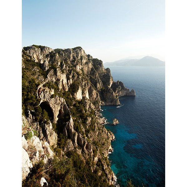 Capri 2, from the Souvenir seriesPrinted on photographic paper, lustre finish.