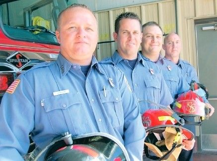 Local Heroes: Sand Springs Firefighters Sand Springs, Oklahoma  #Kids #Events