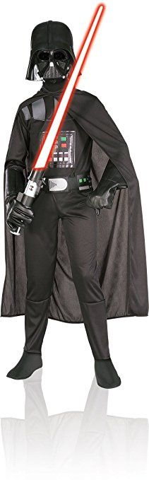 Star Wars Child's Darth Vader Costume, Large, 19.01 other Halloween costumes