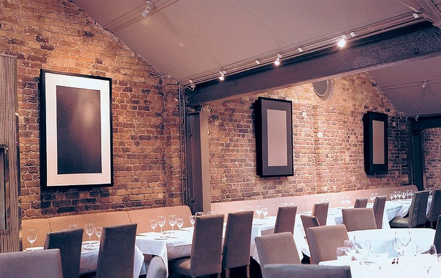 Artcoustic Loudspeakers, installed at The Collection, London.
