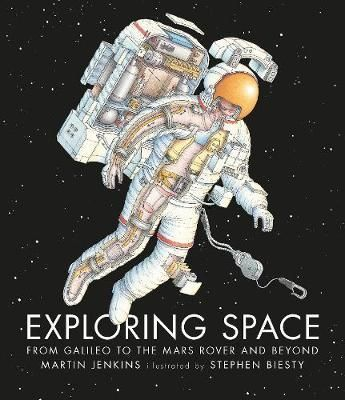 INV 629.4 JEN A fascinating account of space exploration with lavish cross-section illustrations by Stephen Biesty, covering early astronomy, rockets, the Space Race and the future of space-travel.