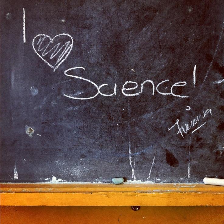 I left graffiti at at school in Hermanus.