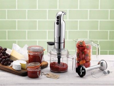 Dualit Hand Blender Chrome | Chefs Complements
