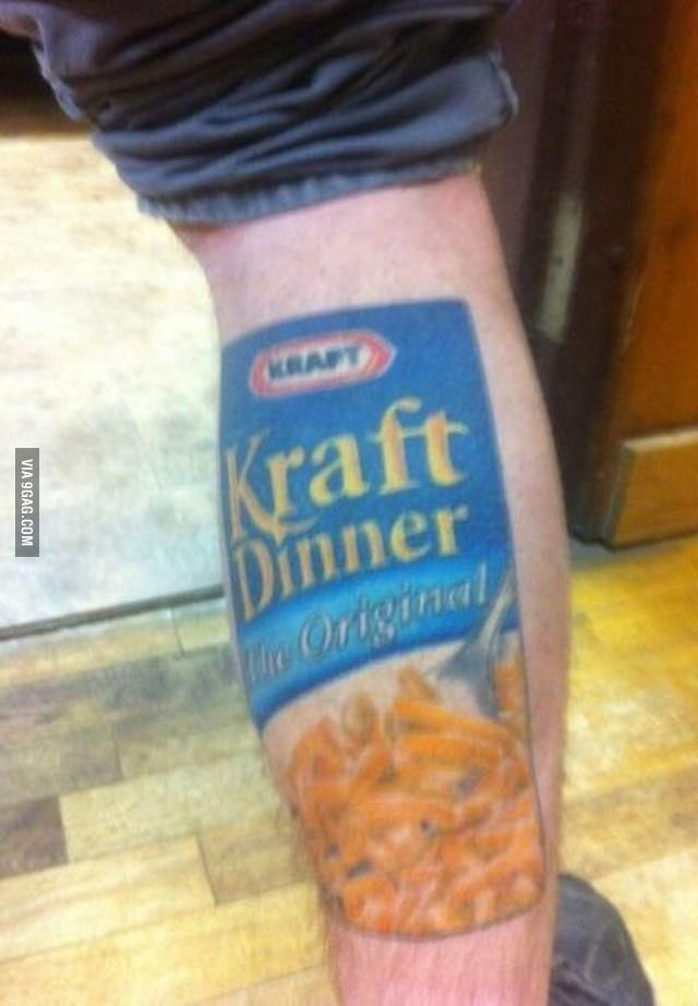 Possibly the dumbest tattoo I've ever seen.