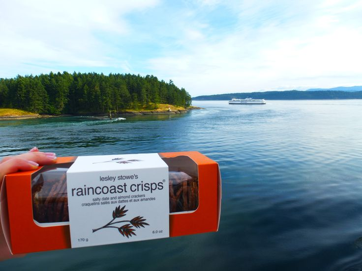 Salty Date and Almond Raincoast Crisps won the 2013 sofi™ Gold Award, Outstanding Cracker in New York! We're celebrating at home on the West Coast