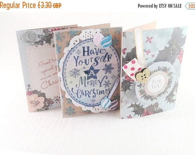 ON SALE Christmas cards, card set, merry christmas, cards online, handmade cards, unique cards, christmas decorations, personalised cards, c