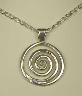 Solid Organic Spiral. Energetic and Grounded at the same time.