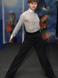 Мужские рубашки и брюки латина