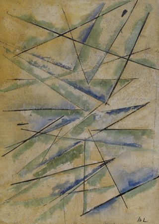 Mikhail Larionov - Rayonism