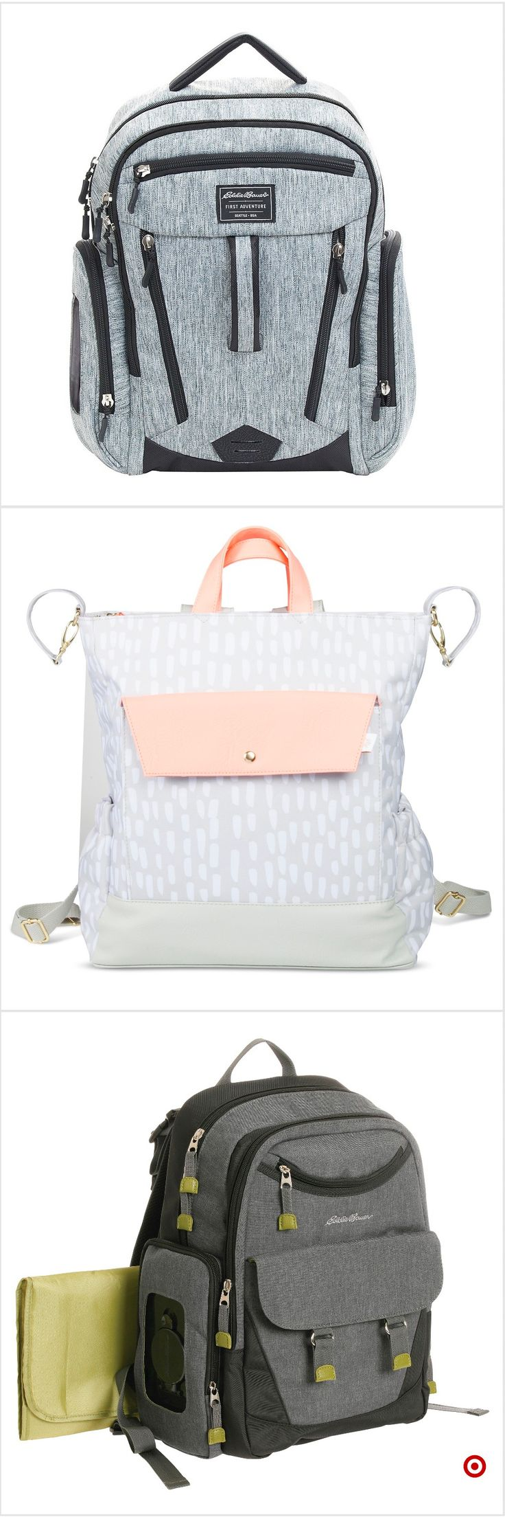 Shop Target for diaper bag you will love at great low prices. Free shipping on orders of $35+ or free same-day pick-up in store.