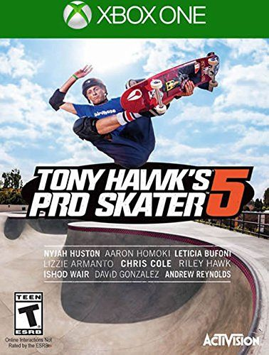Tony Hawks Pro Skater 5  Standard Edition  Xbox One ** To view further for this item, visit the image link.Note:It is affiliate link to Amazon.