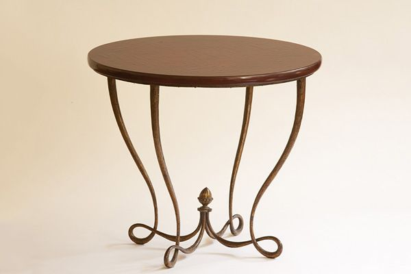 1930's Rene Drouet Table - Michael Mortell Gallery