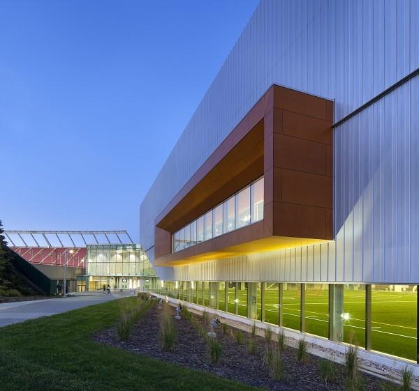 Commonwealth Community Recreation Centre in Edmonton, Alberta, Canada