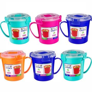 Soup to go!: Design Inspiration, Souptogo Color, Cups, Fab Com, Dogs Show, Soups To Go Color, Hot Drinks, Delicious Soups, 6 Packs