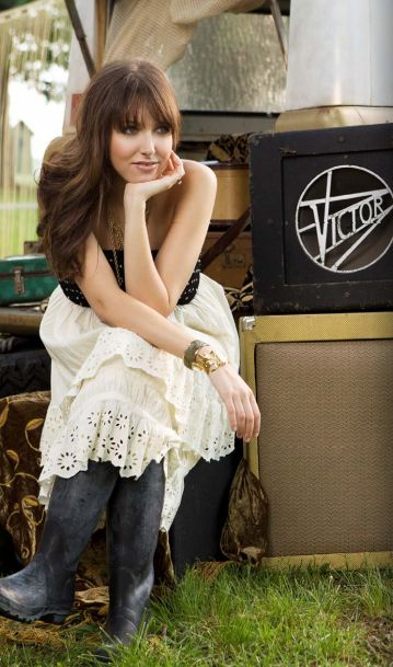 Francesca Battistelli amazing contemporary Christian singer