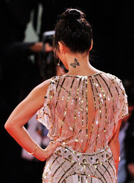 Vanessa Hudgens Animal Tattoo - Animal Tattoo Lookbook - StyleBistro