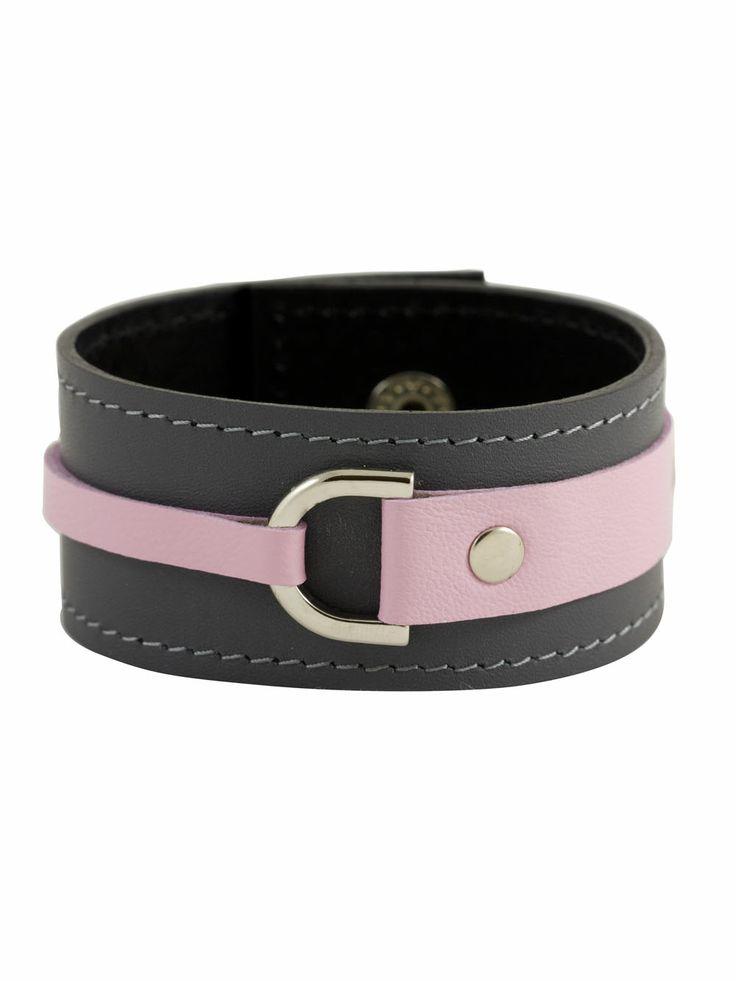 #accessorize #fashion #bracelet #leather #handmade