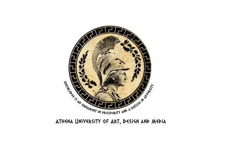College Logo - Greek