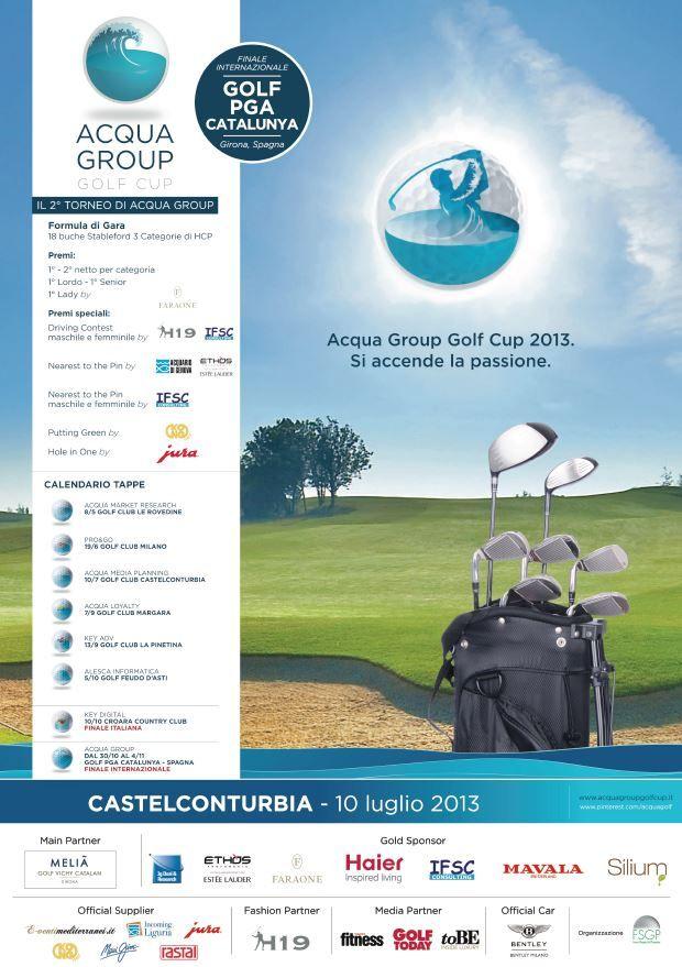 Locandina GC Castelconturbia, 10.7.13
