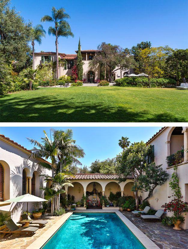 Maison A Vendre Los Angeles #13: À Vendre : La Maison De Melanie Griffith Et Antonio Banderas à Los Angeles