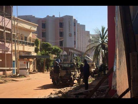 Mali Radisson hotel siege Live updates Mali Radisson hotel siege Live updates - explosions heard during 'hostage situation'