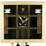 "The 8-day mechanical clock in a ""see-it-all"" design - €407,90 https://www.hausder1000uhren.de/Kuckucksuhren-Mechanisches-Werk/Modernes-Design/Kuckucksuhr-modern::637.html"