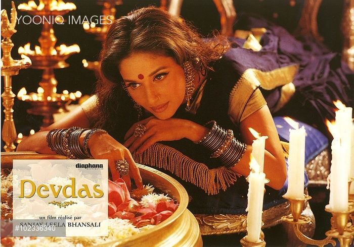 DEVDAS [INDIAN/2002]  as 'Paro' DIRECTOR: SANJAY LEELA BHANSALI SUBJECT: BOLLYWOOD, INDIAN FILM