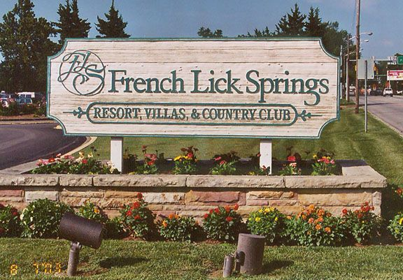 French lick springs location