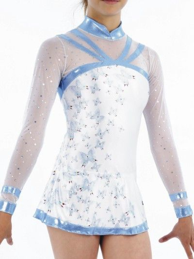 7096 - Jupettes GR - Gymnastique Rythmique - Collection Christian Moreau. Vêtements de gymnastique pour les particuliers et les clubs