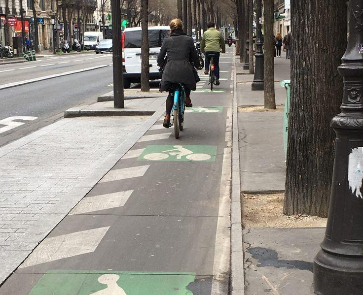 Paris. « Le plan vélo sera réalisé avant la fin du mandat, en 2020 »   L'interconnexion n'est plus assurée