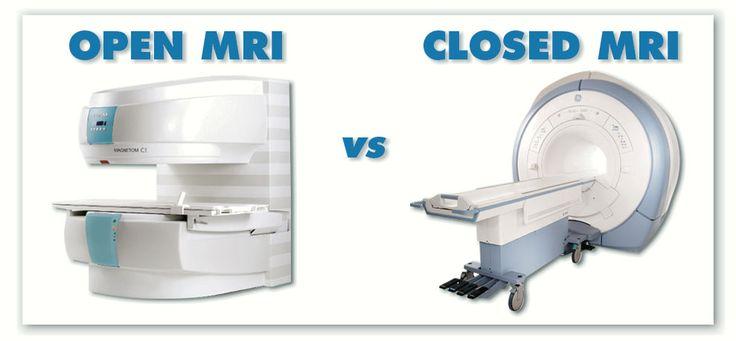 Open Mri Vs Closed Mri Mri Open Storage