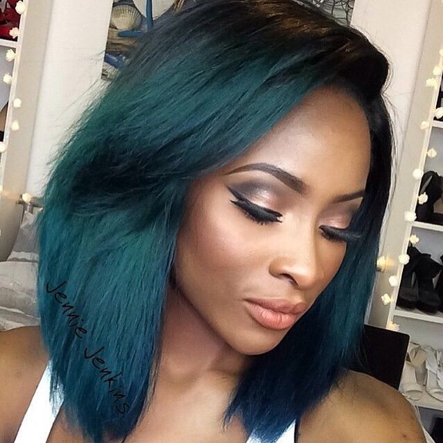 Groovy 1000 Images About Colored Women With Colored Hair On Pinterest Short Hairstyles Gunalazisus