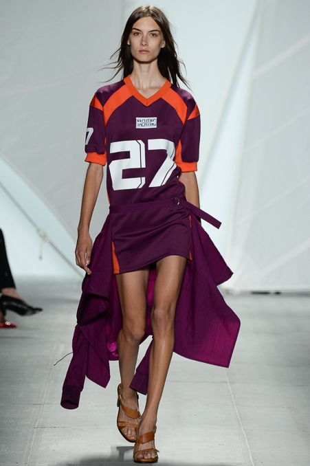 Lacoste Spring 2015 Ready-to-Wear - Collection - Gallery - Look 1 - Style.com