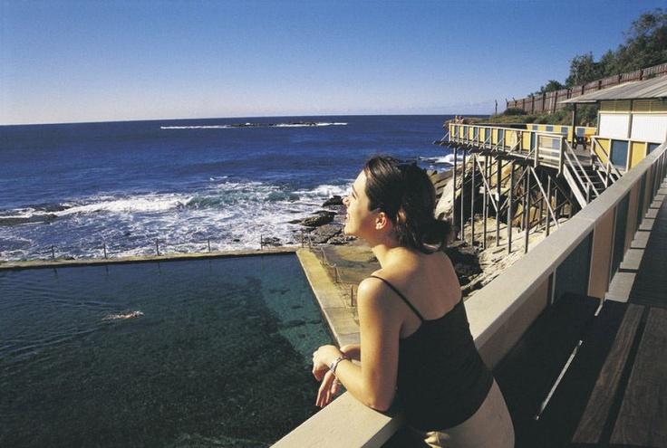 Coogee beach #Sydney #beaches