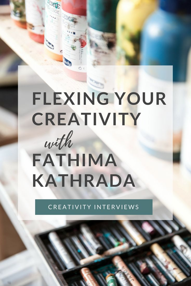 I chatted to Durban-based illustrator, hand-lettererer and graphic designer Fathima Kathrada about the way she's strategically used 30 day challenges to stretch her creative capacity, to hone her craft and to overcome things some of things we all struggle with, like procrastination.